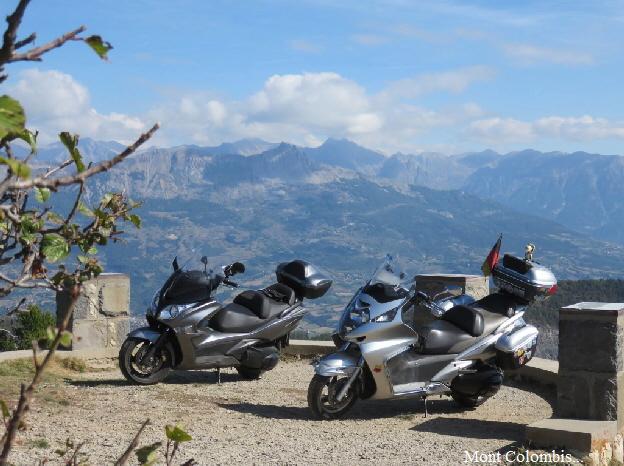 Mont Colombis...