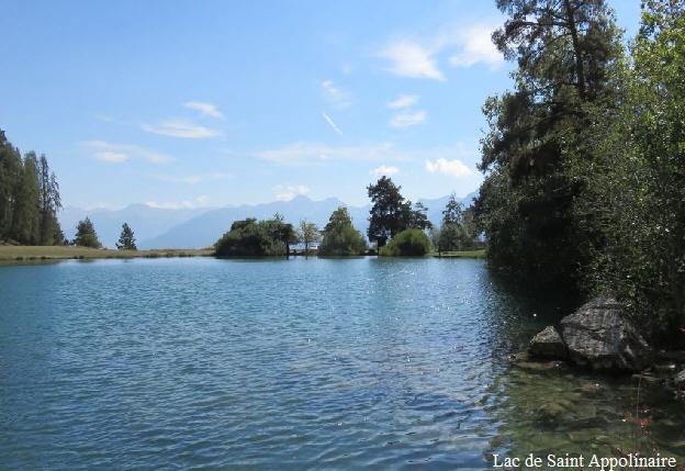 Lac de Saint Appolinaire