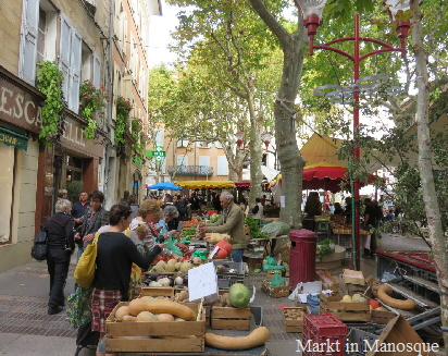 Markt in Manosque